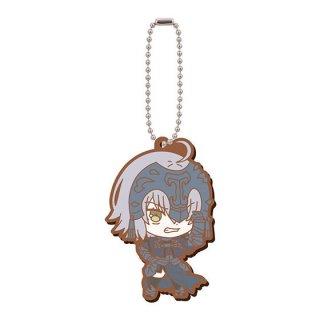 Fate/Grand Carnival カプセルラバーマスコット [6.ジャンヌ・ダルク[オルタ]]【ネコポス配送対応】【C】