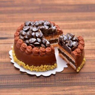 ミニチュアフード 切れてるケーキ(2) [SLCS2] (1/12スケール) [m-s] 【ネコポス配送対応】【C】