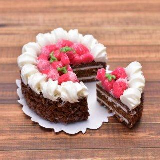 ミニチュアフード 切れてるケーキ(3) [SLCS3] (1/12スケール) [m-s] 【ネコポス配送対応】【C】