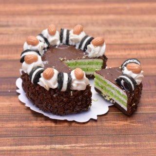ミニチュアフード 切れてるケーキ(4) [SLCS4] (1/12スケール) [m-s] 【ネコポス配送対応】【C】