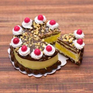 ミニチュアフード 切れてるケーキ(11) [SLCS11] (1/12スケール) [m-s] 【ネコポス配送対応】【C】