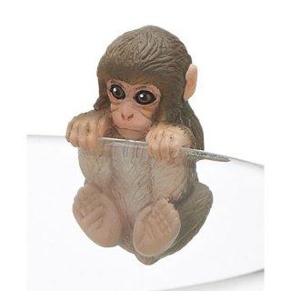PUTITTO ニホンザル [5.子猿ひっかかり]【ネコポス配送対応】【C】