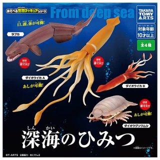 【全部揃ってます!!】深海のひみつ [全4種セット(フルコンプ)]【ネコポス配送対応】【C】