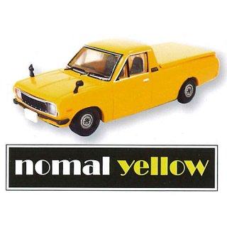1/64 日産サニートラックGB122コレクション2 [2.ノーマル イエロー]【ネコポス配送対応】【C】