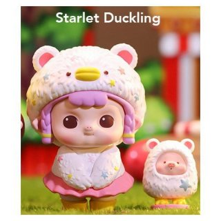 POPMART Minico おもちゃパーティー シリーズ [2.Starlet Ducklig]【 ネコポス不可 】