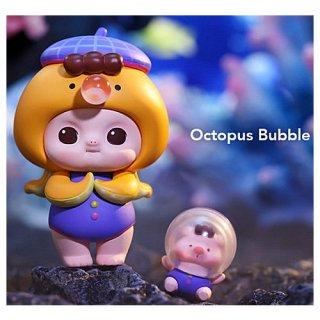 POPMART Minico おもちゃパーティー シリーズ [4.Octopus Bubble]【 ネコポス不可 】