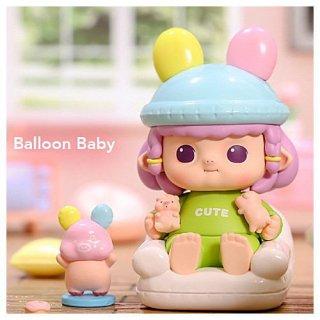 POPMART Minico おもちゃパーティー シリーズ [6.Ballon Baby]【 ネコポス不可 】