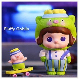 POPMART Minico おもちゃパーティー シリーズ [7.Fluffy Goblin]【 ネコポス不可 】