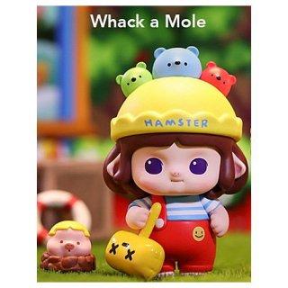 POPMART Minico おもちゃパーティー シリーズ [9.Whack a Mole]【 ネコポス不可 】