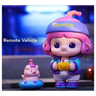 POPMART Minico おもちゃパーティー シリーズ [11.Remote Vehicle]【 ネコポス不可 】