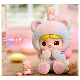 POPMART Minico おもちゃパーティー シリーズ [12.Dazzling Bear]【 ネコポス不可 】
