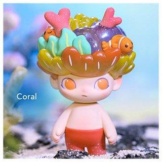 POPMART DIMOO アクアリウム シリーズ [4.Coral (サンゴ)]【 ネコポス不可 】