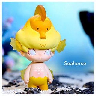 POPMART DIMOO アクアリウム シリーズ [7.Seahorse (タツノオトシゴ)]【 ネコポス不可 】
