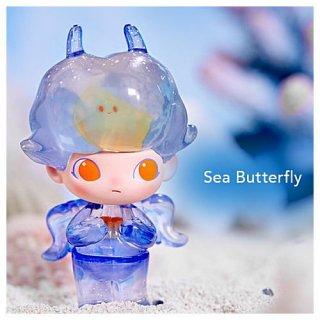 POPMART DIMOO アクアリウム シリーズ [11.Sea Butterfly (シーバタフライ)]【 ネコポス不可 】