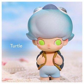 POPMART DIMOO アクアリウム シリーズ [12.Turtle (カメ)]【 ネコポス不可 】