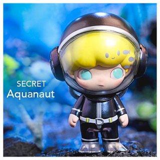 POPMART DIMOO アクアリウム シリーズ [シークレット:Aquanaut (スキンダイバー)]【 ネコポス不可 】