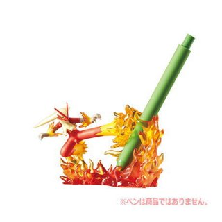 ポケットモンスター ポケモン DesQ BATTLE ON DESK! [3.バシャーモ (ペンスタンド)]【 ネコポス不可 】(RM)
