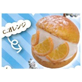 マリトッツォ ボールチェーン [3.オレンジ]【ネコポス配送対応】【C】
