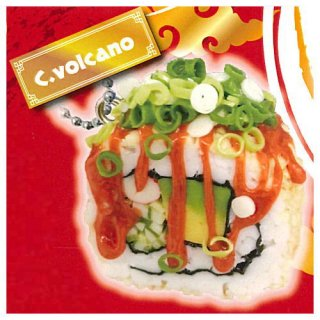 欧米人が考えた寿司BC [3.volcano]【ネコポス配送対応】【C】