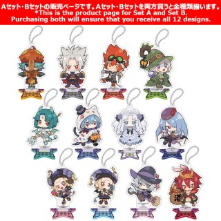 <img class='new_mark_img1' src='https://img.shop-pro.jp/img/new/icons15.gif' style='border:none;display:inline;margin:0px;padding:0px;width:auto;' />[Pre-Order]【セット】「.hack//Collection 2021」トレーディングアクリルスタンド(秋)[Dec. 2021]
