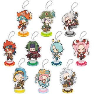 <img class='new_mark_img1' src='https://img.shop-pro.jp/img/new/icons59.gif' style='border:none;display:inline;margin:0px;padding:0px;width:auto;' />[Resale Pre-Order]【セット】「.hack//Collection 2021」トレーディングアクリルスタンド(夏)