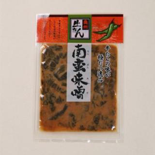 【常温】南蛮味噌80g