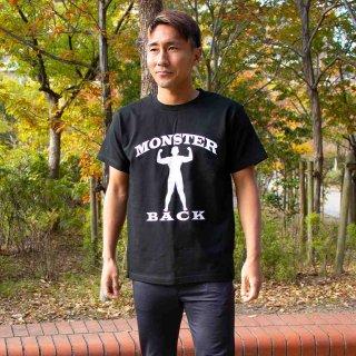 Tシャツ(MONSTER BACK)
