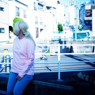 ロングTシャツ(kitune)