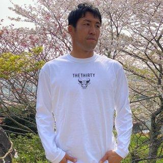 ロングTシャツ(THE THIRTY)