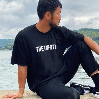BIGシルエットTシャツ(THE THIRTY)
