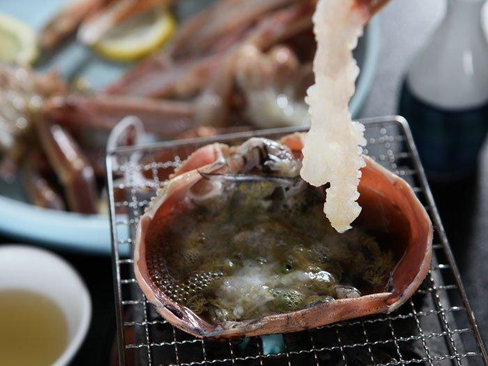 佐渡産  茹で本ずわいがに 2杯入(冷凍)【数量限定】