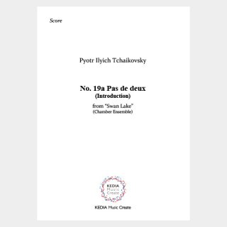 "Tchaikovsky:""Swan Lake"" Op. 20 No. 19a Pas de deux (Introduction) (Chamber Ensemble)"