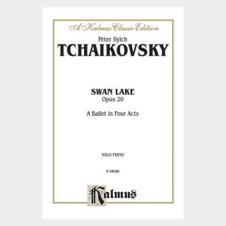 "Tchaikovsky : ""Swan Lake"" Op. 20, Piano Score"