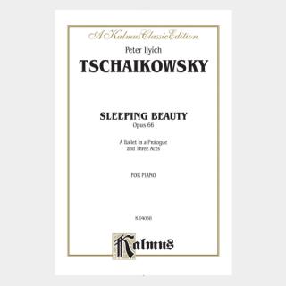 """Tchaikovsky : """"The Sleeping Beauty"""" Op. 66, Piano Score"""