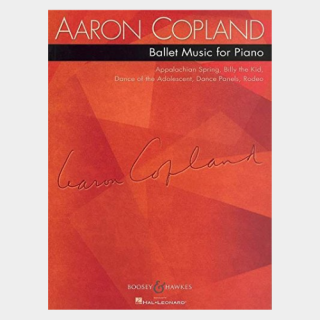 Copland : Ballet music for piano