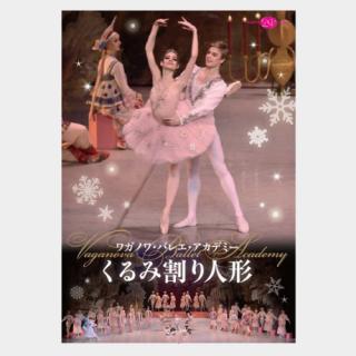 [DVD] ワガノワ・バレエ・アカデミー「くるみ割り人形」全3幕 エピローグ付<2016年版>