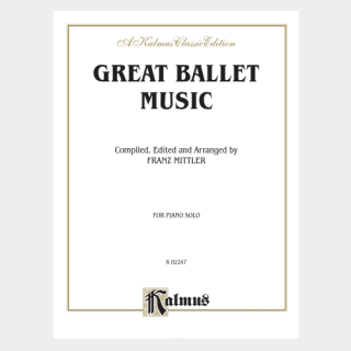 Great Ballet Music (Piano)