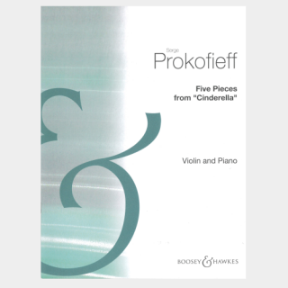 Prokofiev: Five pieces from