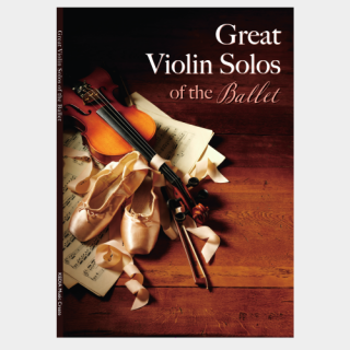 <img class='new_mark_img1' src='https://img.shop-pro.jp/img/new/icons12.gif' style='border:none;display:inline;margin:0px;padding:0px;width:auto;' />Great Violin Solos of the Ballet Vol.1
