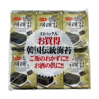 韓国伝統海苔<br>の商品画像