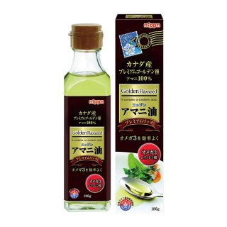 アマニ油 プレミアムリッチ<br>の商品画像