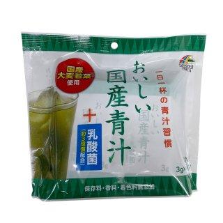 おいしい国産青汁+乳酸菌<br>の商品画像