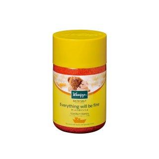 クナイプ バスソルト バニラ&ハニーの香り<br>の商品画像