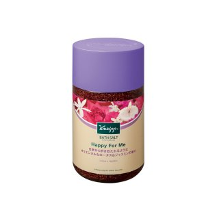 クナイプ バスソルト ハッピーフォーミー ロータス&ジャスミンの香り<br>の商品画像