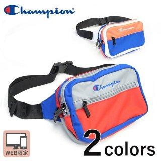チャンピオン ウエスト バッグ Champion Color Block Waist Pack CH1057<br>《オンラインショップ限定》<br>の商品画像