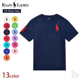 ポロ ラルフローレン USボーイズ Tシャツ ビッグポニー 半袖 323770177 323690087 (5-0030)<br>【ネコポス対応】<br>の商品画像