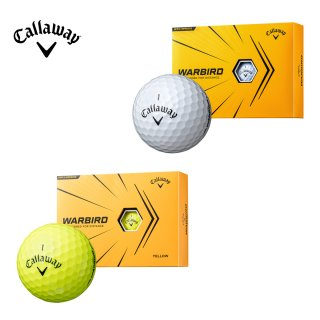 キャロウェイ WARBIRD ゴルフボール 12球入り<br>の商品画像
