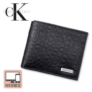 Calvin Klein 二つ折り財布 74285<br>《オンラインショップ限定》<br>の商品画像