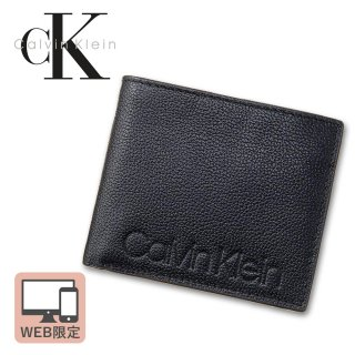 Calvin Klein 二つ折り財布 79475<br>《オンラインショップ限定》<br>の商品画像
