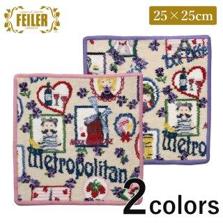 フェイラー タオルハンカチ25×25cm Tour de PARIS【並行輸入品】<br>【ネコポス対応】<br>の商品画像
